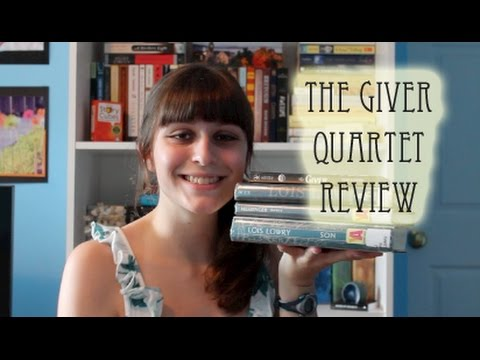 The Giver Quartet Review!
