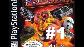 Rogue Trip Vacation 2012 PS1 Classics Gameplay Part 1 - XLAX