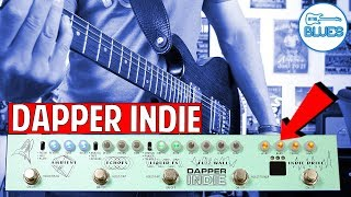 Valeton Dapper Indie Multi-Effects Pedal (WARNING: Not a Blues Pedal)