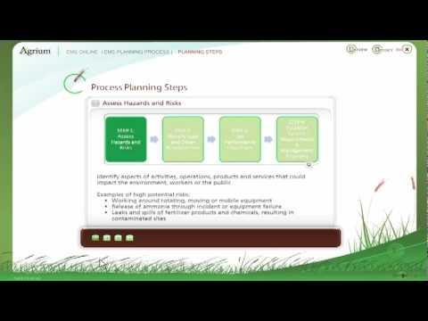 Agrium eLearning Demo - Emerge Learning