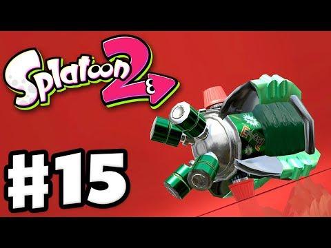 Splatoon 2 - Gameplay Walkthrough Part 15 - Ink Storm! (Nintendo Switch)