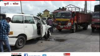 3 ROAD ACCIDENTS REPORTED, ONE DEAD