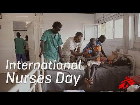 """Nursing with """"zeal and honesty"""" in South Sudan"""