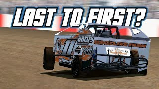 rFactor: Last to First? (358 Modifieds @ Devils Bowl)