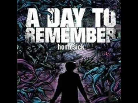 A Day To Remember - The Danger In Starting A Fire [Good Quality]