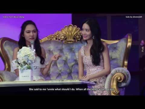 [ENGSUB] 160625 Yoona Beijing Blossom Fanmeet
