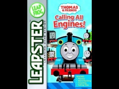 Thomas & Friends: Calling All Engines Leapster Playthrough