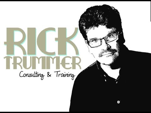 Rick Trummer Consulting & Training Business Plan Video #5 - Duur: 7:18.