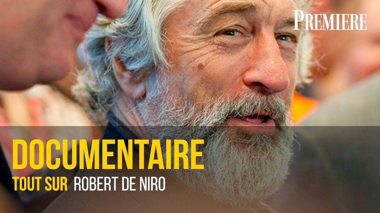 Tout sur Robert De Niro(documentaire sur l'acteur de Joker et The Irishman)