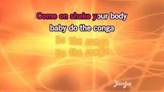 Karaoké Conga - Latin Lovers *