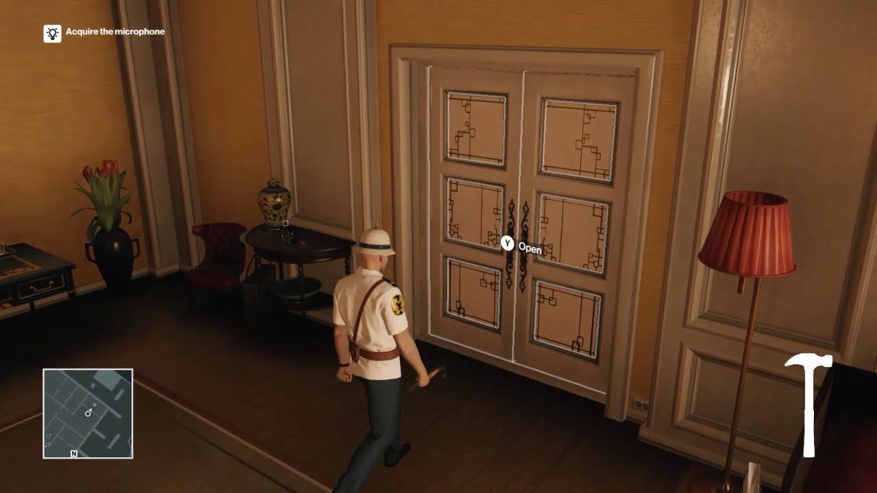 Hitman Are Friends Electric Go Inside Jackies Room 207 To Get