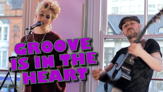 Groove Is In The Heart Acoustic Megan Reece Wit
