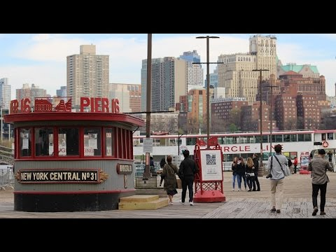 ニューヨーク動画 / South Street Seaport