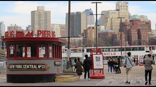 ニューヨーク動画 / South Street Seaport