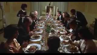 Trick Baby 1974 Dinner Scene