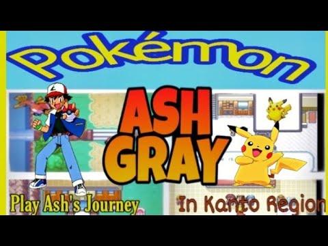 pokemon ash gray download gba zip