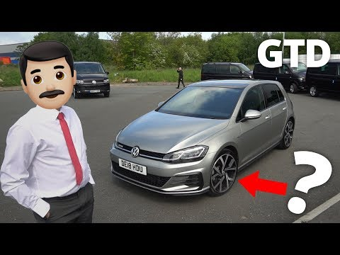 WHAT ARE THESE? | Golf GTD | Stable Lease