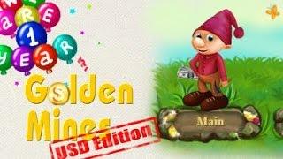 видео Golden Mines. Отзыв об экономической игре