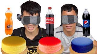 Làm Bánh Bằng Nước Ngọt | Đoán Đúng Tên Bánh Nhiều Nhất Nhận 1000$ | PHD Troll
