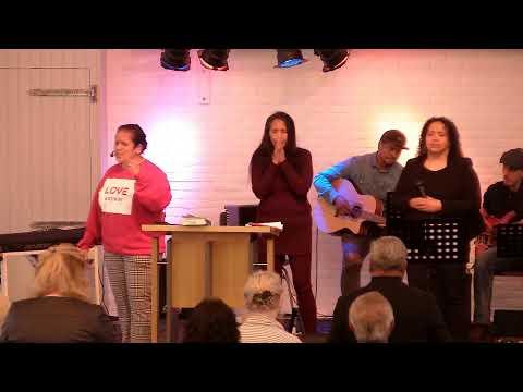 Live stream Woord & Daad - Volle Evangelie Gemeente Vaassen