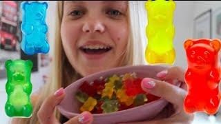 Gummy Bear challenge