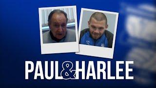 Paul Rhodes meets Harlee Dean