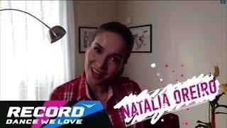 Cупердискотека 90-х Moscow 19.04.14 - Обращение Natalia Oreiro - Promo | Radio Record