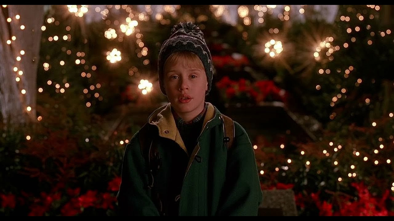 Home Alone Christmas.Christmas Tree Lighting Rockefeller Center Home Alone 2