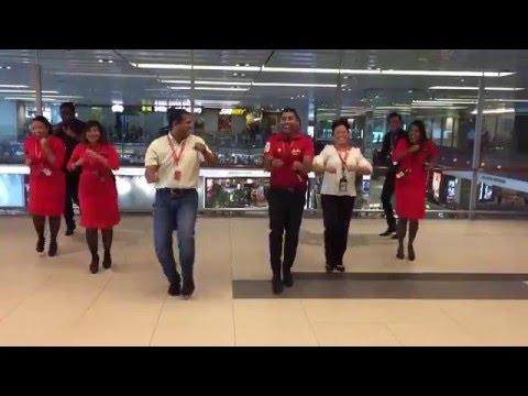 AirAsia Allstars #RunningManChallenge