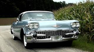My 1958 Cadillac Eldorado Seville in HD
