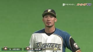 2019年5月21日 北海道日本ハムと東北楽天によるリーグ公式戦 2回表、東...