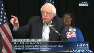 Bernie Sanders And Keith Ellison On How To Save The Democratic Party