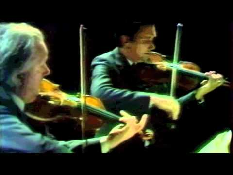 Sándor Végh and Alberto Lysy play Bartók (Part 4)