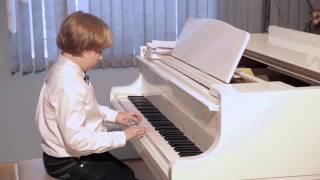 """Ричард Бычков -""""Танец маленьких лебедей"""", П. Чайковский"""
