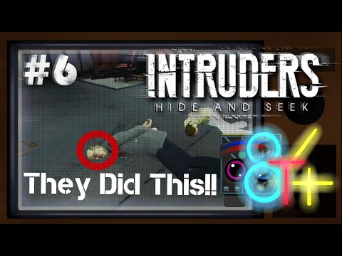 We gotta go - They did this!! - INTRUDERS: Hide and Seek - Final Episode - Retro8T4 |