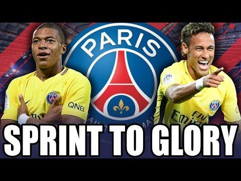 MIT NEYMAR & MBAPPE ZUM CL TITEL !! 😱🏆 | FIFA 18: PSG SPRINT TO GLORY KARRIERE
