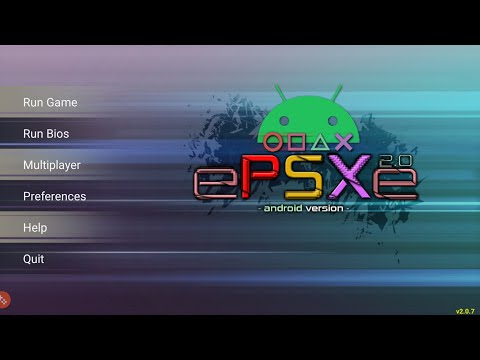 EPSXE For Android (Setup) Link In Description With Bios  ROM