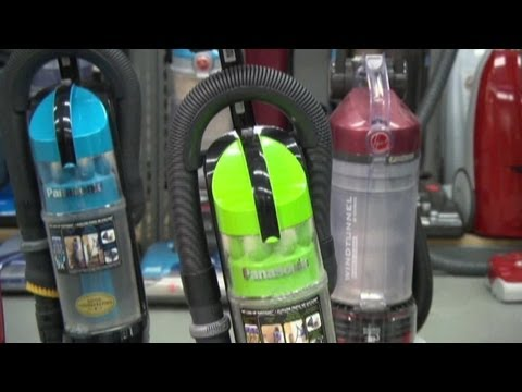 Consumer Reports tests vacuums