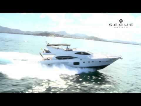 Segue Yachts Rio Boat Show 2012