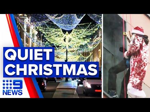 Coronavirus: It was a quiet Christmas in Europe | 9 News Australia thumbnail