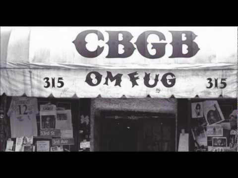 Television -  'CBGB' (Richard Lloyd) Interview @ 90.4 fm