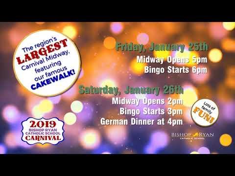 Bishop Ryan Catholic School Carnival 2019