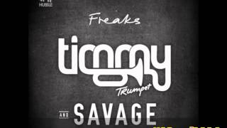 Freaks - Timmy Trumpet & Savage BASSBOOSTED  Radio Version
