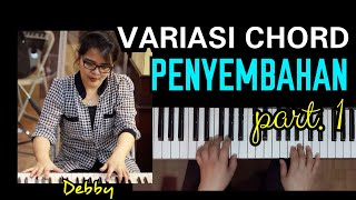 Download lagu Variasi CHORD PENYEMBAHAN part.1