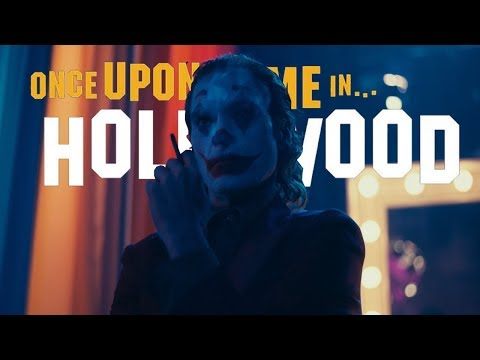 Joker Trailer - (Once Upon a Time in... Hollywood Style)