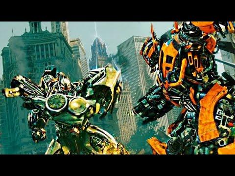 TRANSFORMERS 5 _ Optimus Vs. Bumblebee Trailer (2017) T ... Transformers 3 Bumblebee Vs Megatron