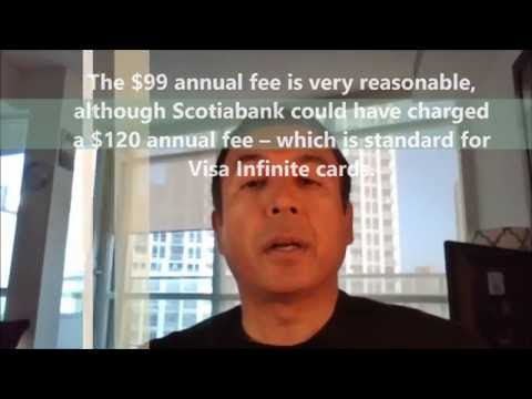 The Scotia Momentum Visa Infinite Credit Card Review by Financial Author Ahmed Dawn