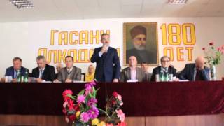 180 лет со дня рождения Гасана Алкадари