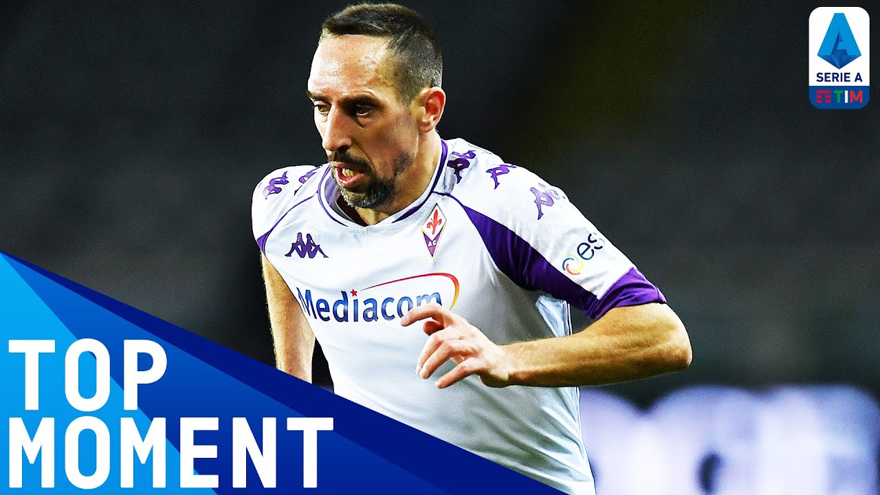 Ribery Finishes a Fantastic Team Move in Style! | Torino 1-1 Fiorentina | Top Moment | Serie A TIM