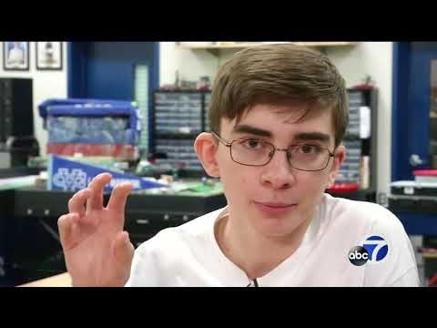 Astronauts to print South Bay high school student's invention in space
